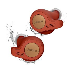JABRA ジャブラ フルワイヤレスイヤホン Elite Active 65t Copper Red 100-99010001-40 [マイク対応 /ワイヤレス(左右分離) /Bluetooth][ELITEACTIVE65T]【ワイヤレスイヤホン】