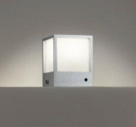 オーデリック ODELIC OG254621 玄関照明 マットシルバー [電球色 /LED /防雨型 /要電気工事]