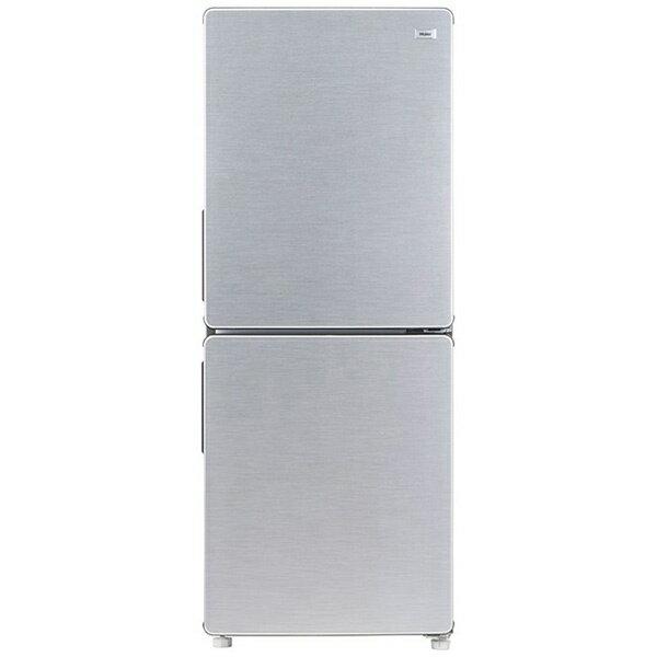 ハイアール Haier JR-XP2NF148F-XK 冷蔵庫 URBAN CAFE SERIES ステンレスブラック [2ドア /右開きタイプ /148L][一人暮らし 新生活 新品 小型 設置 冷蔵庫]