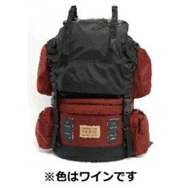 ラムダ LAMDA フラップ付カメラザック3DX ワインレッド LA1530