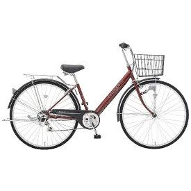 アサヒサイクル Asahi Cycle 【組立商品返品不可】27型 自転車 ジオクロスAT(AOレッド/外装6段変速)FV76AC【2019年モデル】【組立商品につき返品不可】 【代金引換配送不可】【メーカー直送・代金引換不可・時間指定・返品不可】