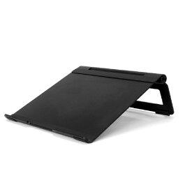 アーキサイト ARCHISITE ノートパソコン/タブレット用アルミスタンド ブラック L SWING-STAND BY ME AS-LWBM-BK[ノートパソコン スタンド]