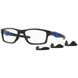 オークリー OAKLEY 【度付き】CROSSLINK MNP メガネセット(サテンブラック)OX8090-0953 [薄型/屈折率1.60/非球面/PCレンズ]