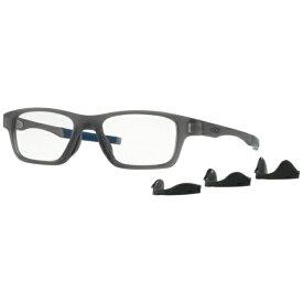 b4f8436a50 オークリー OAKLEY  度付き CROSSLINK HIGH POWER メガネセット(サテングレースモーク)