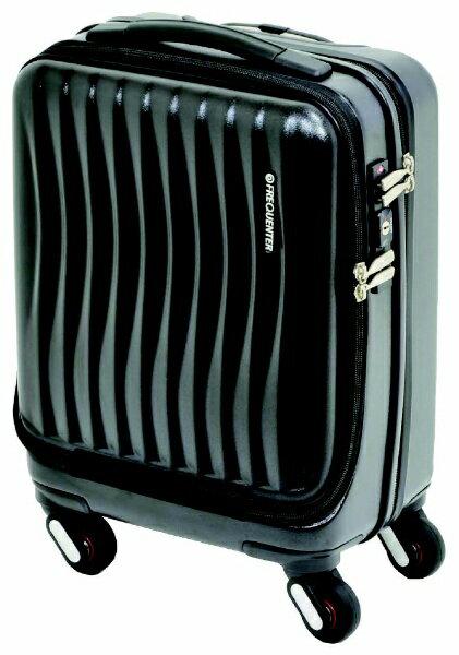FREQUENTER フリクエンター TSAロック搭載スーツケース「Frequenter Clam Advance」 1-217 黒[1217]