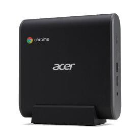 ACER エイサー Chromebox デスクトップPC [モニター無 /intel Core i3 /SSD:64GB /メモリ:8GB /2018年12月モデル] CXI3-F38P ブラック [モニター無し /SSD:64GB /メモリ:8GB /2018年12月モデル][本体のみ 新品 CXI3F38P]