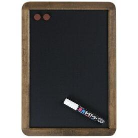 レイメイ藤井 [ブラックボード] アンティークブラックボード ブラウン(A3) LNB285