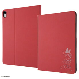 イングレム Ingrem iPad Pro 11インチ 2018年モデル用 レザーケース IJ-DPA10LCR/MN036 ミニーマウス_15