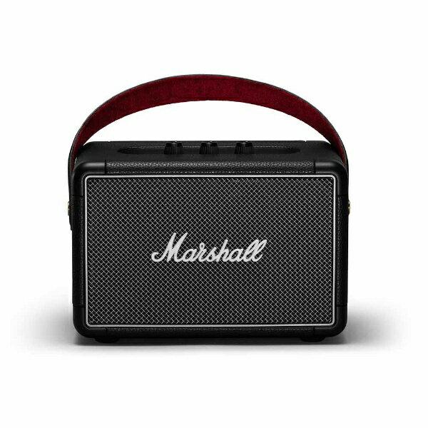MARSHALL ZMS-1001896 ブルートゥース スピーカー KILBURN(キルバーン) ブラック [Bluetooth対応][ZMS1001896]