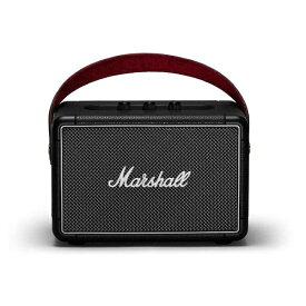 Marshall マーシャル KILBURN II BLACK ブルートゥース スピーカー KILBURN(キルバーン) ブラック [Bluetooth対応][ZMS1001896]