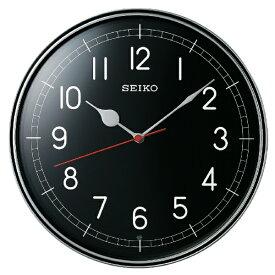 セイコー SEIKO 掛け時計 【スタンダード】 銀色メタリック KX253S [電波自動受信機能有]