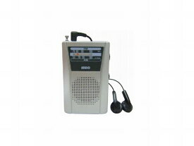 ANDO アンドーインターナショナル 携帯ラジオ R18544 [AM/FM /ワイドFM対応][R18544]