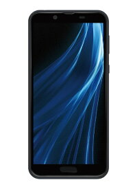 シャープ SHARP 【防水防塵・おサイフケータイ】AQUOS sense2 ニュアンスブラック「SH-M08」Snapdragon 450 5.5型 IGZO液晶 メモリ/ストレージ:3GB/32GB nanoSIMx1 ドコモ/au対応 SIMフリースマートフォン[SHM08B スマホ 本体]