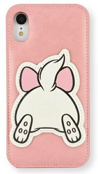 グルマンディーズ gourmandise ディズニーキャラクター OSHIRI KAWAII iPhoneXR対応ダイカットケース マリー