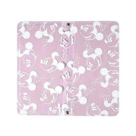 HAMEE ハミィ ディズニーキャラクターダイアリーケース マルチタイプ 276-904923 ミニーマウス/ピンク