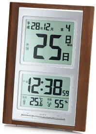 アデッソ ADESSO 掛け置き兼用時計 【ADESSO(アデッソ)】 NA-101 [電波自動受信機能有]