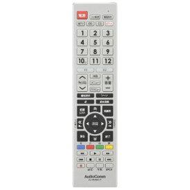 オーム電機 OHM ELECTRIC 東芝 レグザ専用テレビリモコン AV-R340N-T
