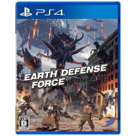 ディースリー・パブリッシャー D3 PUBLISHER EARTH DEFENSE FORCE:IRON RAIN【PS4】 【代金引換配送不可】
