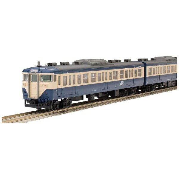 トミーテック TOMY TEC 【HOゲージ】HO-9040 国鉄 113-1500系近郊電車(横須賀色)基本セット(4両)
