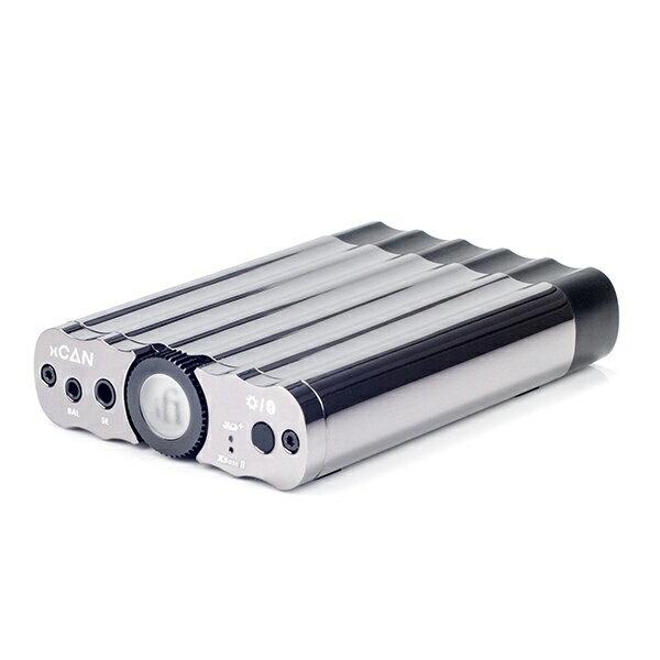 iFI AUDIO アイファイオーディオ ポータブルヘッドフォンアンプ バランス対応 XCAN[XCAN]