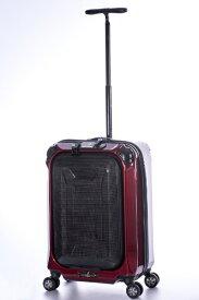 A.L.I アジア・ラゲージ スーツケース ハードキャリー 30L La PANTHEON(ラ パンテオン) ワイン+カーボン PTK-1000-18 [TSAロック搭載]