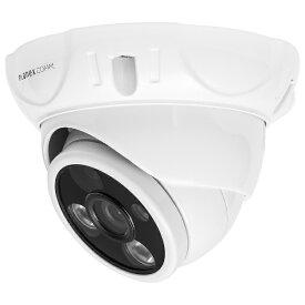 プラネックスコミュニケーションズ PLANEX COMMUNICATIONS CS-QP50F ネットワークカメラ スマカメ Professional ドームタイプ [暗視対応 /有線・無線 /屋外対応]
