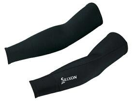 ダンロップ スリクソン DUNLOP SRIXON メンズ アームカバー SRIXON(ブラック/フリーサイズ) SMA6006