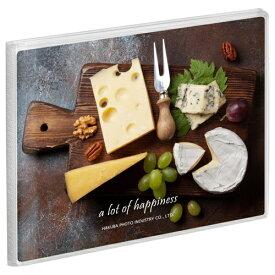 ハクバ HAKUBA Pポケットアルバム NP KG(ハガキ)サイズ 横 20枚収納 APNP-KGY-CHS チーズ