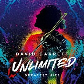 ユニバーサルミュージック デイヴィッド・ギャレット/ UNLIMITED - デイヴィッド・ギャレット・グレイテスト・ヒッツ【CD】