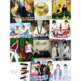 エイベックス・エンタテインメント Avex Entertainment タッキー&翼/ Thanks Two you 初回盤(Blu-ray Disc付)【CD】