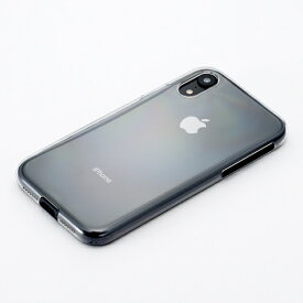 パワーサポート POWER SUPPORT Air Jacket shockproof for iPhone XR ブラック PUK-42