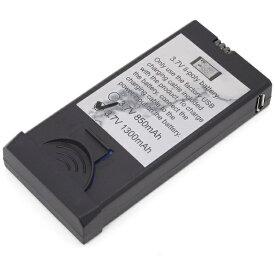 ジーフォース GFORCE 【GRANFLOW対応】LiPOバッテリー 3.7V1300mAh GB070
