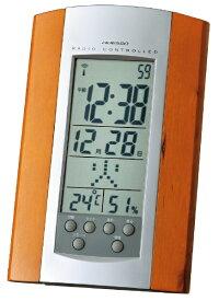 アデッソ ADESSO 掛け置き兼用時計 【ADESSO(アデッソ)】 8255H [電波自動受信機能有]