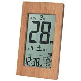 アデッソ ADESSO 掛け置き兼用時計 【ADESSO(アデッソ)】 T8656 [電波自動受信機能有]