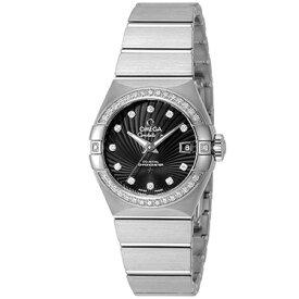 オメガ OMEGA レディース腕時計 CONSTELLATION 123.15.27.20.51.001【並行輸入品】
