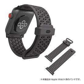 トリニティ Trinity Apple Watch 44/42mm 4/3/2/1 バンド[CTSBAW1742SG]