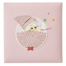 ナカバヤシ Nakabayashi フエル誕生用Lサイズ メリー ピンク ピンク