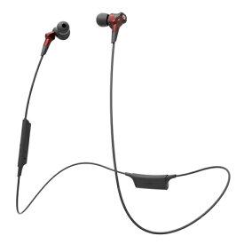 ラディウス radius ブルートゥースイヤホン VOLT Series レッド HP-V100BTR [リモコン・マイク対応 /ワイヤレス(左右コード) /Bluetooth][HPV100BTR]