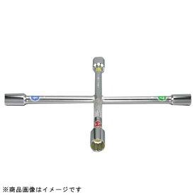 フラッシュツール FLASH TOOL HCW-1722H アルミホイル用クロスレンチ 6P