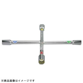 フラッシュツール FLASH TOOL HCW-1722D アルミホイル用クロスレンチ 12P