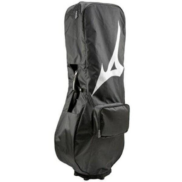 ミズノ トラベルカバー(9.5型(折り畳み時27×8×22cm)/ブラック)5LJT190100