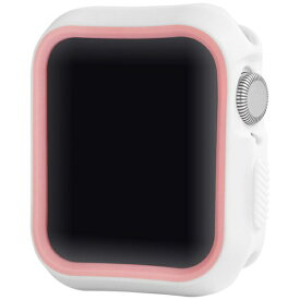 BELEX ビーレックス Dazzle APPLE Watch4 protection case 44mm[BLDVAC0064WP]