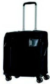 サムソナイト Samsonite スーツケース 42L Janik(ジャニック) ブラック AW7-09001 [TSAロック搭載]