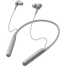 ソニー SONY ブルートゥースイヤホン ノイズキャンセリング WI-C600NHM [マイク対応 /ワイヤレス(ネックバンド) /Bluetooth /ノイズキャンセリング対応][ワイヤレスイヤホン WIC600NHM]