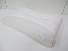 モリシタ MORISHITA 首を支えるまくら わたタイプ(35×55cm/ピンク)
