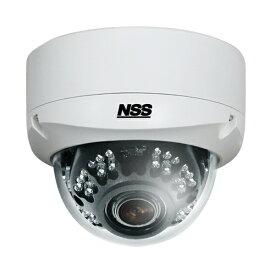 NSS フルHD AHD防水暗視電動バリフォーカルドームカメラ NSC-AHD933M-F