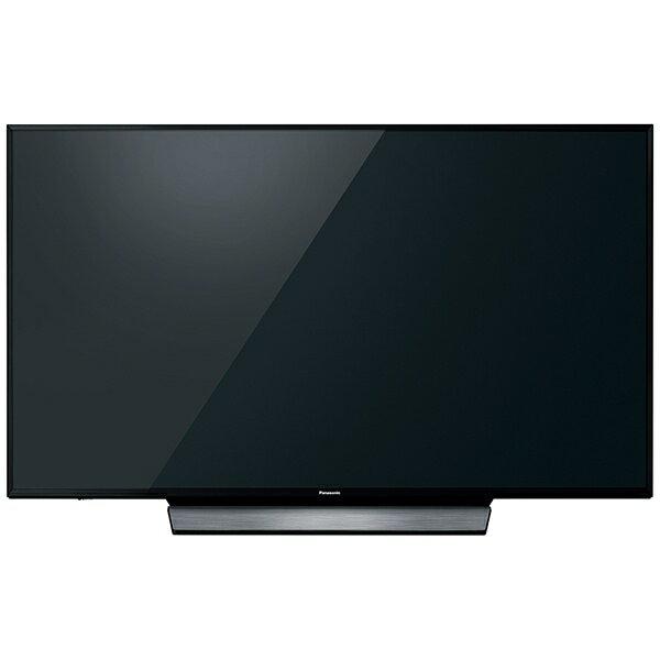 パナソニック Panasonic TH-49GX850 液晶テレビ VIERA(ビエラ) ブラック [49V型 /4K対応 /BS・CS 4Kチューナー内蔵][テレビ 49型 TH49GX850]