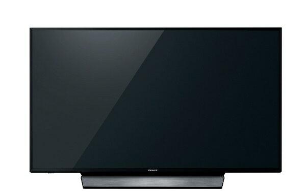 パナソニック Panasonic TH-43GX850 液晶テレビ VIERA(ビエラ) ブラック [43V型 /4K対応 /BS・CS 4Kチューナー内蔵][TH43GX850 テレビ 43型]