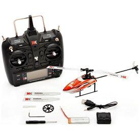 ハイテックジャパン 6CH ブラシレスモーター 3D6Gシステムヘリコプター K110(RTFキット)