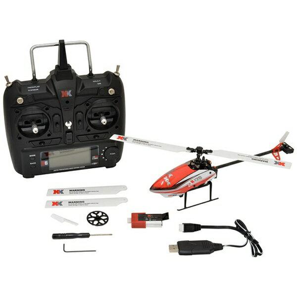 ハイテックジャパン 6CH ブラシレスモーター 3D6Gシステムヘリコプター K120(RTFキット)